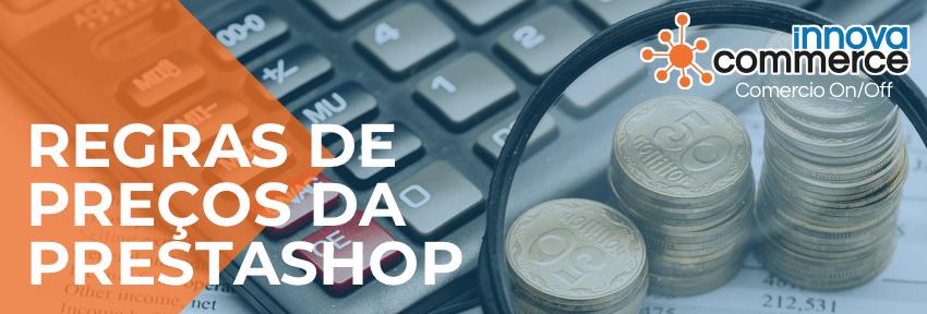 Regras de preços da PrestaShop